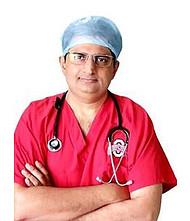 Dr.  Kaushal Chhatrapati, Cardiologist