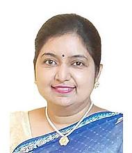 Dr.  Kavita Sharma, Pediatrician