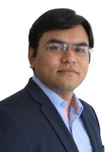 Dr.  Ketul Shah, Surgical Gastroenterologist