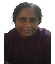 Dr.  Kavita S, Pulmonologist