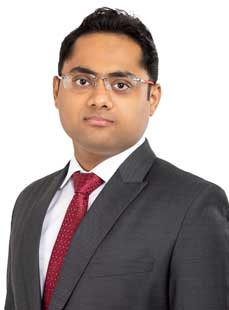 Dr.  Kushal Bairoliya, Surgical Gastroenterologist