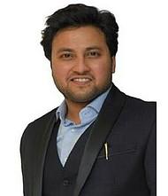 Dr.  Kushal Surana, Orthopedician