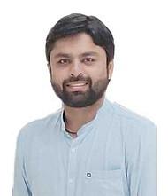 Dr.  Lokesh Lalwani, Pulmonologist
