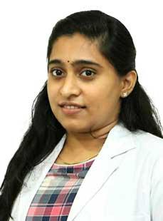 Dr.  Likhita Dasari, Physician