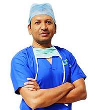Dr.  Lokesh Holagundi, Orthopedician