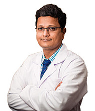 Dr.  M Ravindranath, Pulmonologist