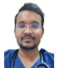 Dr.  Mallikarjun SR, Pulmonologist