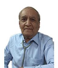 Dr.  Manaklal Ratanchand, Pediatrician