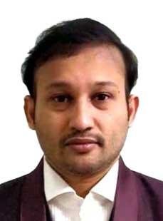 Dr.  Markandya Akurathi, Physician