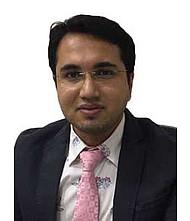 Dr.  Mayur Vadhel, Orthopedician