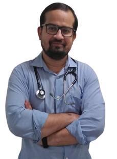 Dr.  Menal Wali, Nephrologist