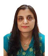 Dr.  Minakshi Bhat, Pediatrician