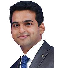 Dr.  Mithun Harold, Gastroenterologist