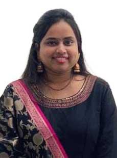 Dr.  Mounika Jetti, Physician