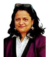 Dr.  Neena Patwardhan, Gynaecologist
