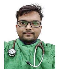 Dr.  Nikhil Joge, Physician
