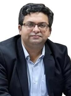 Dr.  Nikhil Kale, Urologist