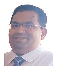 Dr.  Nilesh Ghorpade, Orthopedician