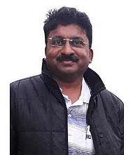 Dr  Nitin Jadhav, Physician