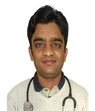 Dr.  Nitin Kabra, Diabetologist