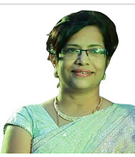 Dr.  Nitya, Diabetologist