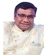 Dr.  Pankaj More, Orthopedician