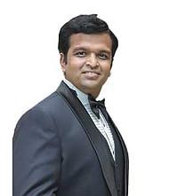 Dr.  Parth Agrawal, Orthopedician