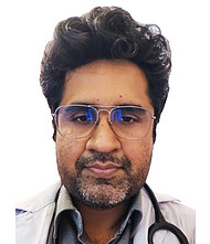 Dr.  Piyush Mehta, Physician