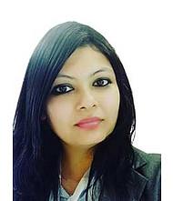 Dr.  Pooja Choradia, Pulmonologist