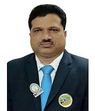 Dr.  Prakash Sigedar, Orthopedician