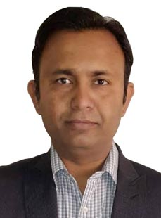 Dr.  Prakash Valse, Surgical Gastroenterologist