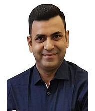 Dr.  Prashannt D, Gynaecologist