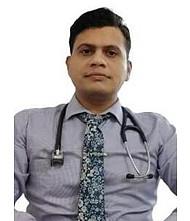 Dr.  Prashant Potdar, Physician