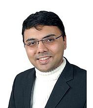 Dr.  Pratik D Gandhi, Ophthalmologist