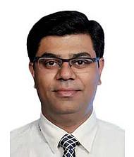 Dr.  Pratik Y Patil, Physician