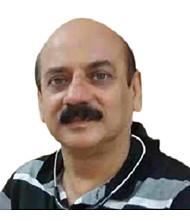 Dr.  Prem Grover, Pediatrician