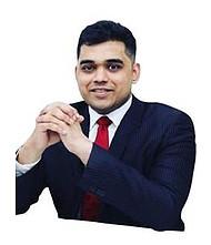 Dr.  Punarvasu Jagtap, Orthopedician