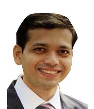 Dr.  Rahul Patil, Neurosurgeon