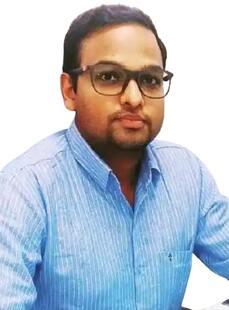 Dr.  Rahul Ratan Bagale, Psychiatrist