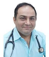 Dr.  Rajeev Chaudhary, Diabetologist