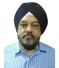 Dr.  Rajender Singh Arora, Oncologist