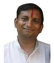 Dr.  Rajnish Shankardas, Pediatrician