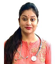 Dr.  Rashi B Agarwal, Pediatrician