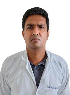 Dr.  Ravi Koti Reddy, Urologist