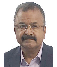 Dr.  T R Ravi, Ophthalmologist