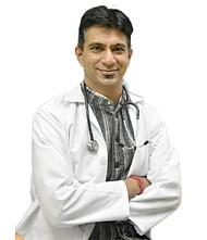Dr.  Rohit Arora, Pediatrician
