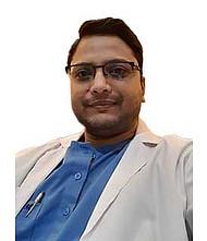 Dr.  Rohit Mathur, Physician