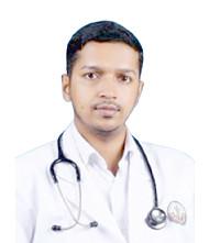 Dr.  Rohit, Pulmonologist