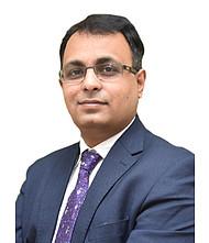 Dr.  Rohit Lamba, Orthopedician