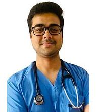 Dr.  Ronak Ajmera, Physician